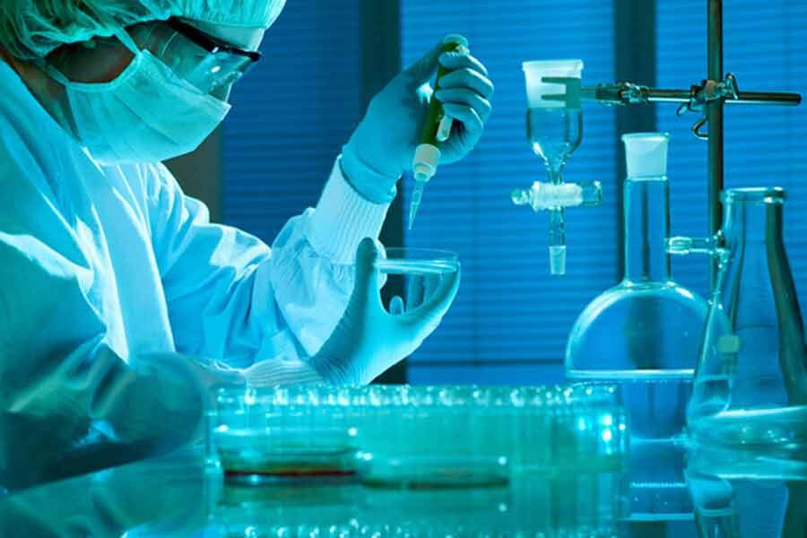 Лабораторные испытания продукции