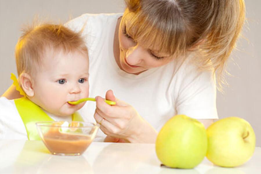 Декларация соответствия на детское питание