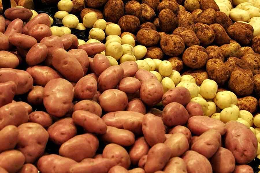 Декларация соответствия на картофель