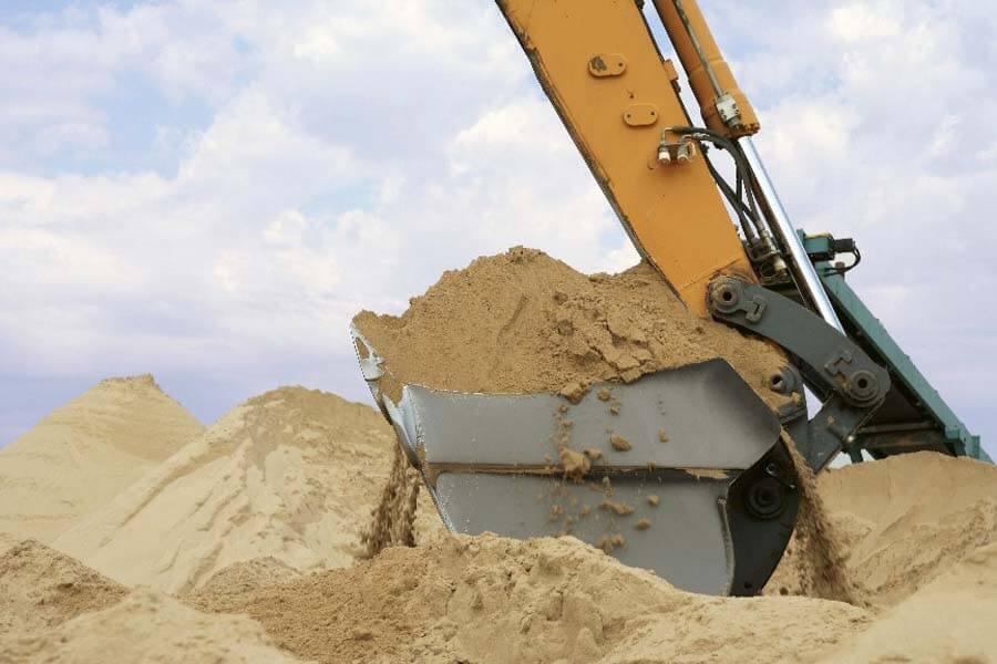 Добровольный сертификат на песок