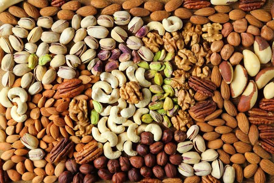 Декларация соответствия на орехи
